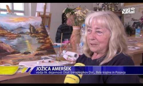 Embedded thumbnail for 25.04.2017 - Likovna delavnica Novo mesto