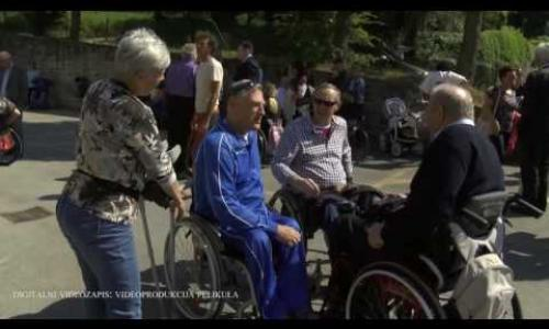 Embedded thumbnail for 06.05.2016 - Otvoritev Doma paraplegikov Pacug